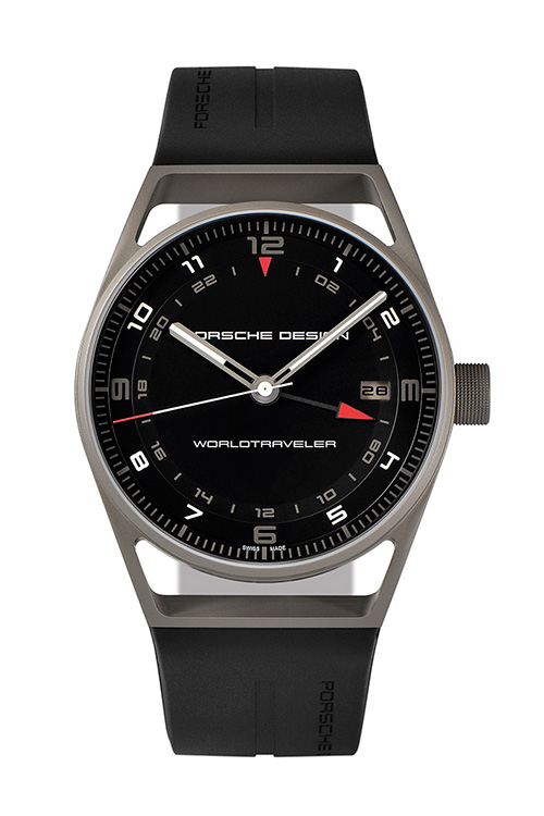 Watch Mobile 7 Porsche Design The P 6752 Worldtraveler